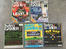 Retro Gamer 5 Issue Bundle - Issues 57, 58, 59, 60, 61