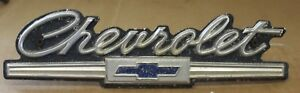 1966 Chevrolet Impala grill emblem badge Bel Air Biscayne Caprice 66 chevy