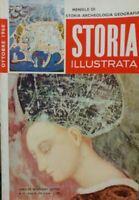 STORIA ILLUSTRATA OTTOBRE 1960 GANDHI HIERONYMUS BOSCH RODI