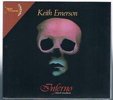 KEITH EMERSON  INFERNO OST  CD F.C. SIGILLATO!!!
