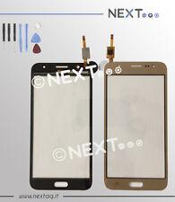 Touch screen per schermo display Samsung Galaxy J5  oro +kit