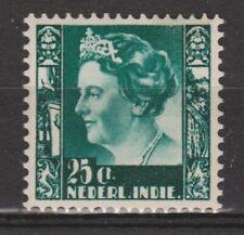 Nederlands Indie Indonesie 256 MNH Wilhelmina 1938 Netherlands Indies watermark