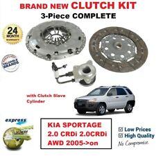Pour Kia Sportage 2.0 Crdi 2.0CRDi AWD 2005- > sur Tout Neuf 3PC Kit Embrayage