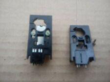 2 Vintage Dual Headshell Cartridge Sled  TK Turntable Shure M91E Cartridge Part