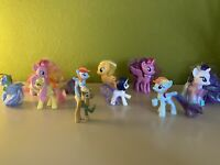 My Little Pony g4 friendship is magic figure Lot of 10 Princess Luna more HASBRO