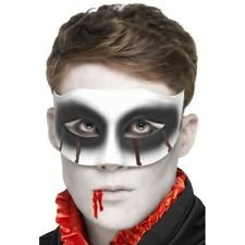 Blutstropfen Zombie Maskerade Augenmaske Herren Damen Halloween Maske