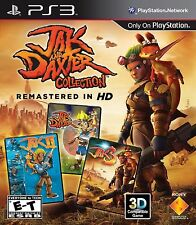 Jak And Daxter Collection HD [PlayStation 3 PS3, Legacy + JAK 2 + JAK 3] NEW