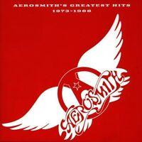 Aerosmith Greatest hits 1973-1988 (17 tracks, 1997) [CD]