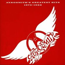 Aerosmith Greatest hits 1973-1988 (17 tracks, 1997) [CD]