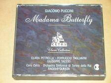 2 CD / MADAME BUTTERFLY / PUCCINI / ANGELO QUESTA / TRES BON ETAT
