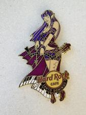 Hard Rock Cafe Pin SANTO DOMINGO DOMINGO ELF Series Super Sexy Girl Samurai