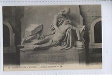 (V28) Louis Levy - Christchurch Priory - Shelleys Monument,  LL 6  - Unused