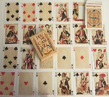 Jeu de 54 cartes an II 2 révolution française Neuf playing card
