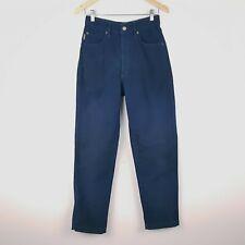 RM Williams Pants Womens Size 12 Moleskin Blue Vintage Made in Australia