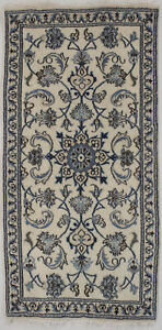 Floral Classic Design 2X5 Hand Knotted Wool Oriental Area Rug Home Decor Carpet