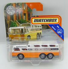 28811 MATCHBOX / SERVICE 2019 / 1955 BUS GMC SCENIC CRUISER 1/64