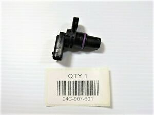 Genuine OEM VW 04C-907-601 Engine Camshaft Cam Position Sensor Jetta Passat Golf