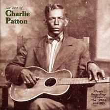 Charlie Patton : The Best of Charlie Patton CD (2003) ***NEW***