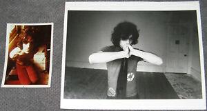 SYD BARRETT 2 photos (purchased from Bernard White)