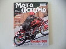 MOTOCICLISMO D'EPOCA 7/2007 NSU MAX 250/DUCATI SL 500 PANTAH/MOTO GUZZI CONDOR