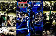 WORLD SERIES OF ZOMBIES COMIC BOOK BY CHAD HOLLOWAY 1st ISSUE  WSOP  Poker