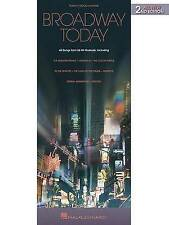 Broadway Today - All-New: 48 Songs from 26 Hit Musicals (Piano/Vocal/Guitar Song