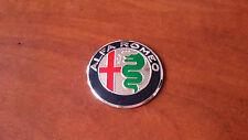 Logo Fregio Stemma Emblema Volante 40mm ALFA ROMEO 147 GIULIA GIULIETTA MITO