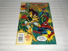 WEB OF SPIDERMAN #99 1ST APPEARANCE