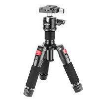 Neewer Portable Desktop Mini Tripod Aluminum Alloy f DSLR Camera Video Camcorder