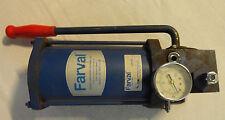 FARVAL DA4120A JOB #12-96 MANUAL/HAND PUMP USNT