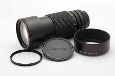 Tokina AT-X SD 80-200mm f/2, 8 Canon FD obiettivo con GLB