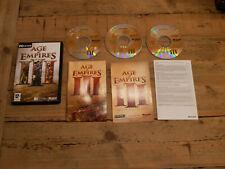 Age of Empires III, Microsoft, PC CD-ROM
