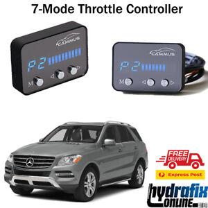 Mercedes-Benz M-Class W166 2011 - 2018 / Windbooster 7 Mode Throttle Controller