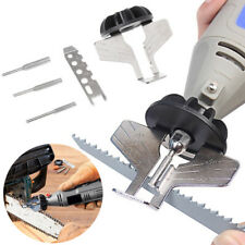 Electric Chain Saw Attachment Rotary Power Drill Hand Sharpener Adapter Tool