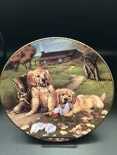 """The Hamilton Collection """"Boot Bandits� 8.25 Signed Plate no. 1718A"""