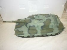 A Franklin mint scale model of a M1A1 Abrams US ARMY Tank. boxed