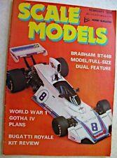 February Monthly Models Craft Magazines