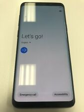 Samsung Galaxy S9+ SM-G965 - 64GB - Coral Blue (Unlocked)