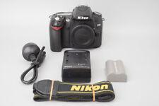 Nikon D90 12.3MP DSLR Camera Body Only, Digital SLR Black APSC APS-C F Mount