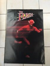 RETRO POSTER.THE FLASH.DC COMICS.1991.DC COMICS