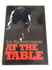 à Le table - Tour de Magie Livre - Jon racherbaumer cartes mentalisme