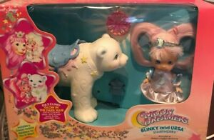 ~RARE~ Moon Dreamers Blinky and Ursa set Hasbro 1986 UNOPENED 4456/4370