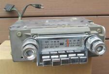 1964-1966 Ford Thunderbird AM FM Radio Factory Bendix T0B6TBS Works Test Video!!