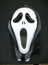 Scream Ghost Face Halloween Costume Mask Adjustment New