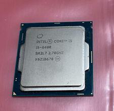 Intel Core i5-6400 2.70GHz Quad-Core Processor - LGA1151 - SR2L7 - Tested