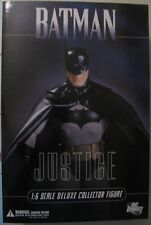"Batman 13"" 1:6 figure Justice ALEX ROSS Dark Knight DC Direct Universe HOT TOYS"