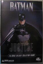 "Batman 13"" 1:6 figure Justice ALEX ROSS Dark Knight DC Direct Universe HOT TOYS"