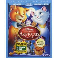 The Aristocats (Two-Disc Blu-ray/DVD Special Edition in Blu-ray Packaging) New