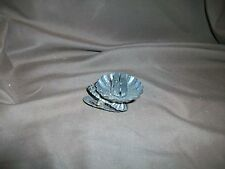 Vintage Aluminum Clip On Christmas Tree Candle Holder Pre-Electric