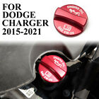 Aluminium Alloy Cnc Engine Oil Cap Cover Trim For Challenger  Charger 2011-2021  for sale